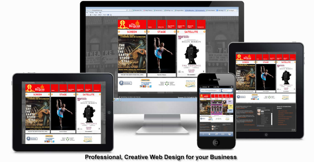 prince edward county web design