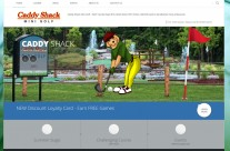 Our Previous Work – www.caddyshackminigolf.ca