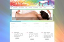 Our Previous Work – A Healing Table