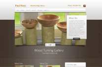 Our Previous Work – Paul Ross Wood Turning