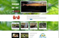 Our Previous Work – Lazy Dayz Vacation Rental