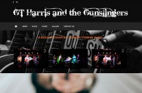 Our Previous Work – GT Harris and the Gunslingers